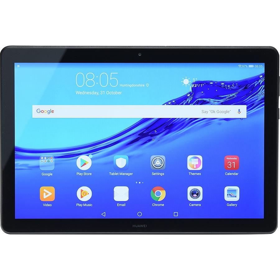 Huawei Mediapad T5(*7*) - Vue de face à l'horizontal