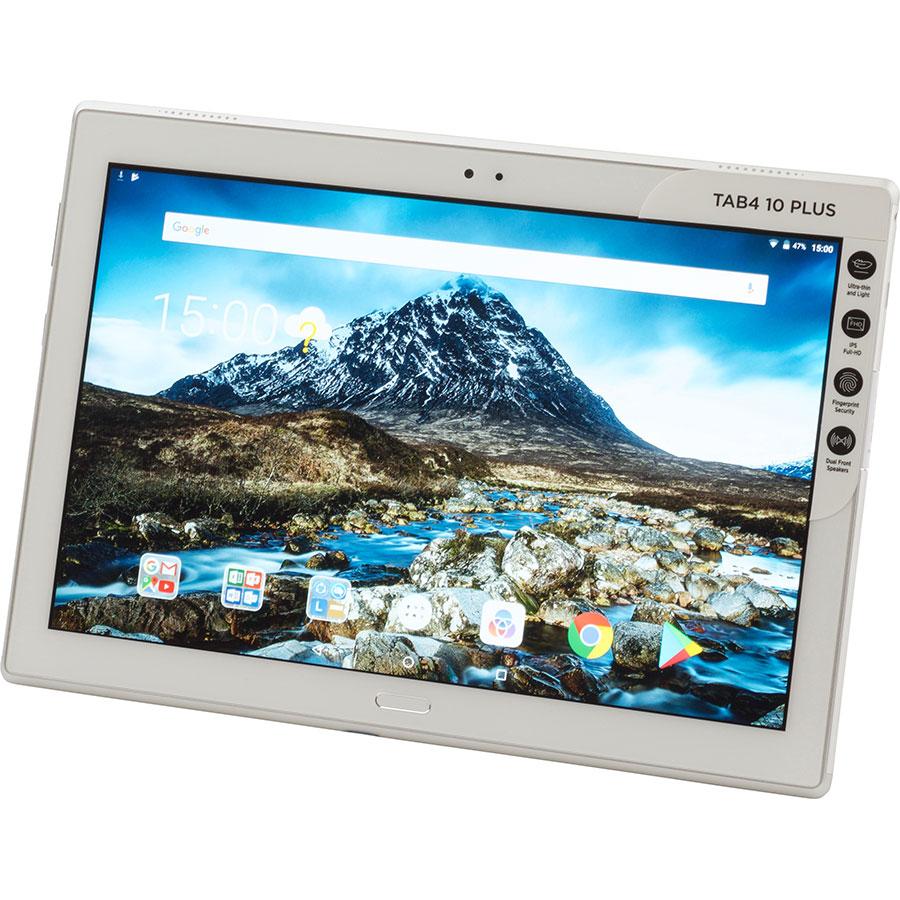 Lenovo Tab 4 10 Plus - Vue principale