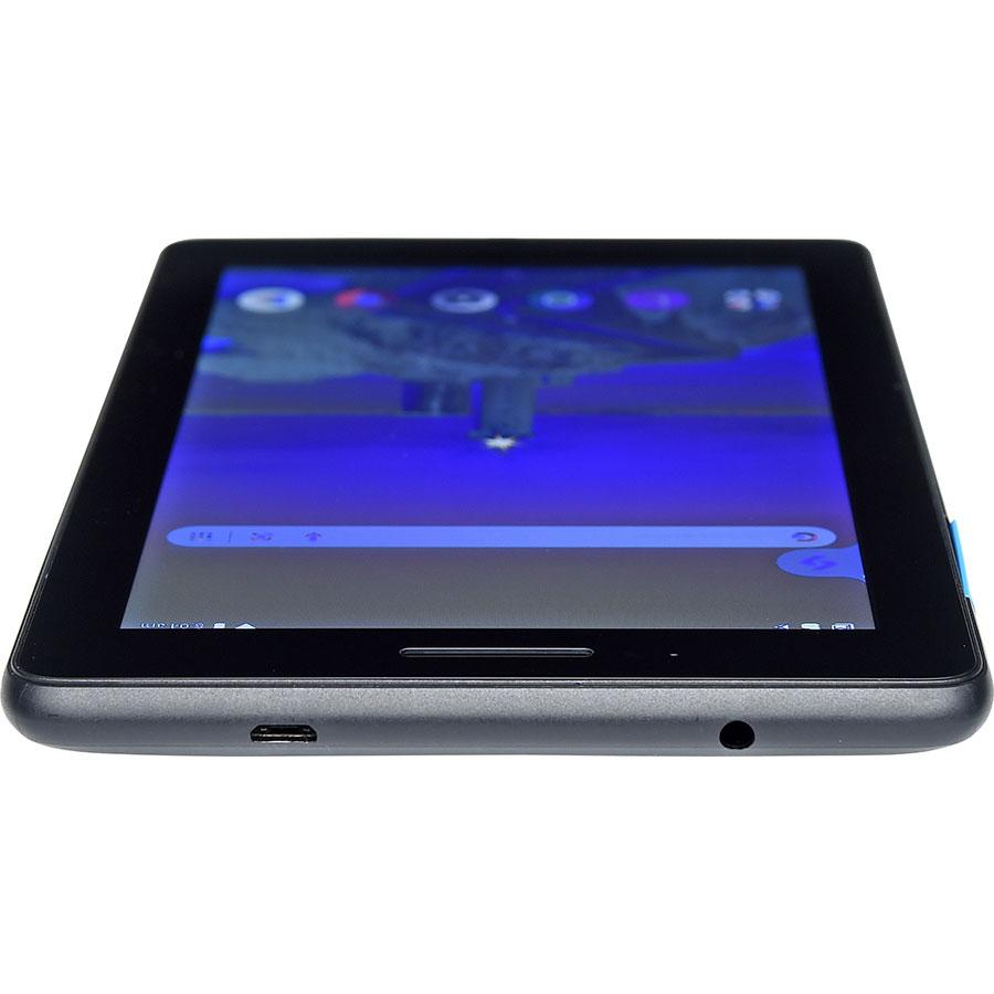 Lenovo Tab E7 - Connectique