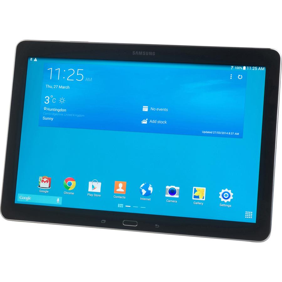 test samsung galaxy tab pro 12 2 tablette tactile ufc. Black Bedroom Furniture Sets. Home Design Ideas