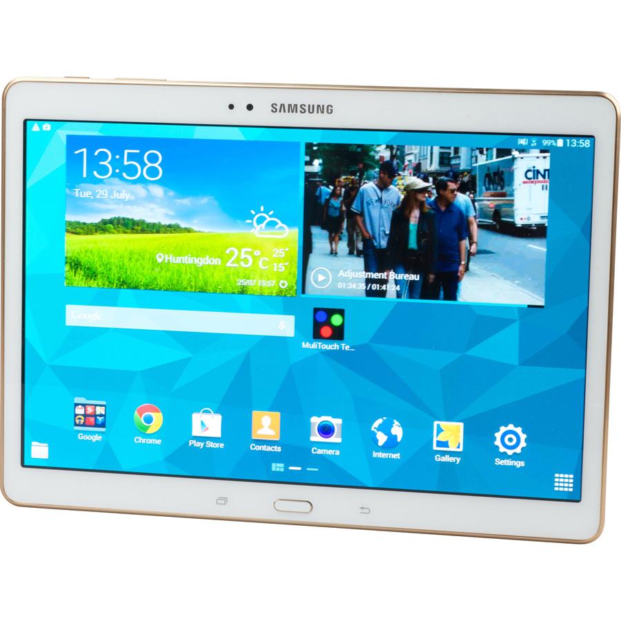 Samsung Galaxy Tab S 10.5 4G - Vue principale