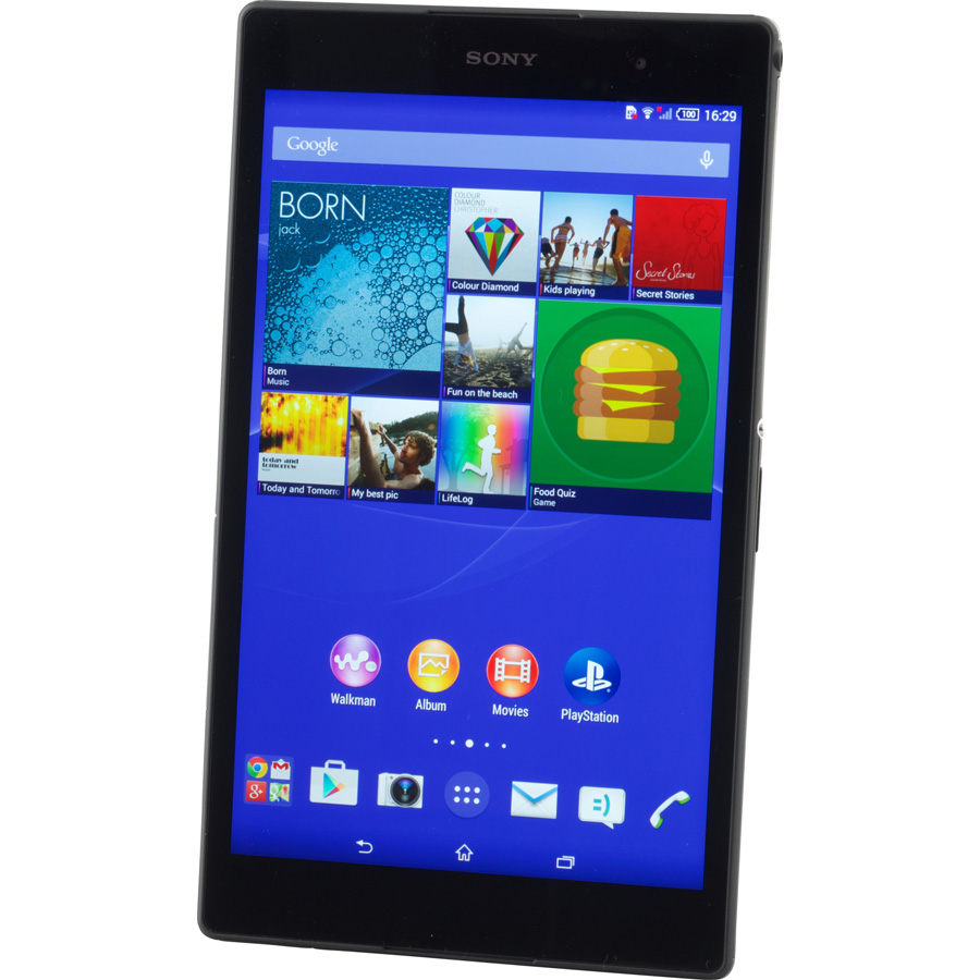 Sony Xperia Z3 Tablet Compact Wifi - Vue principale