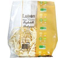 Tagliatelles biologiques aux oeufs frais Luison bio