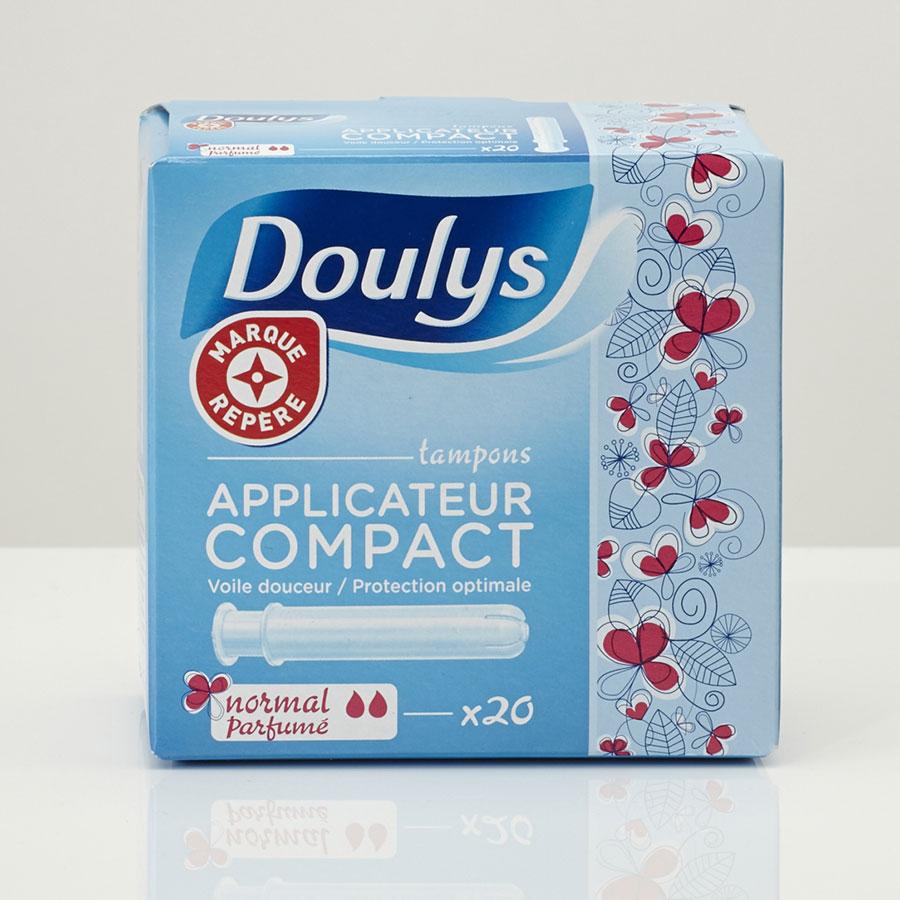 Doulys (marque Repère Leclerc) Compact -