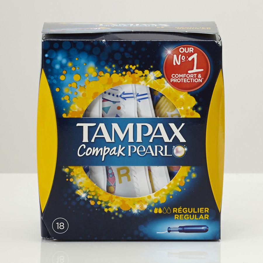 Tampax Compak Pearl -
