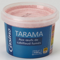 Casino Tarama aux œufs de cabillauds fumés