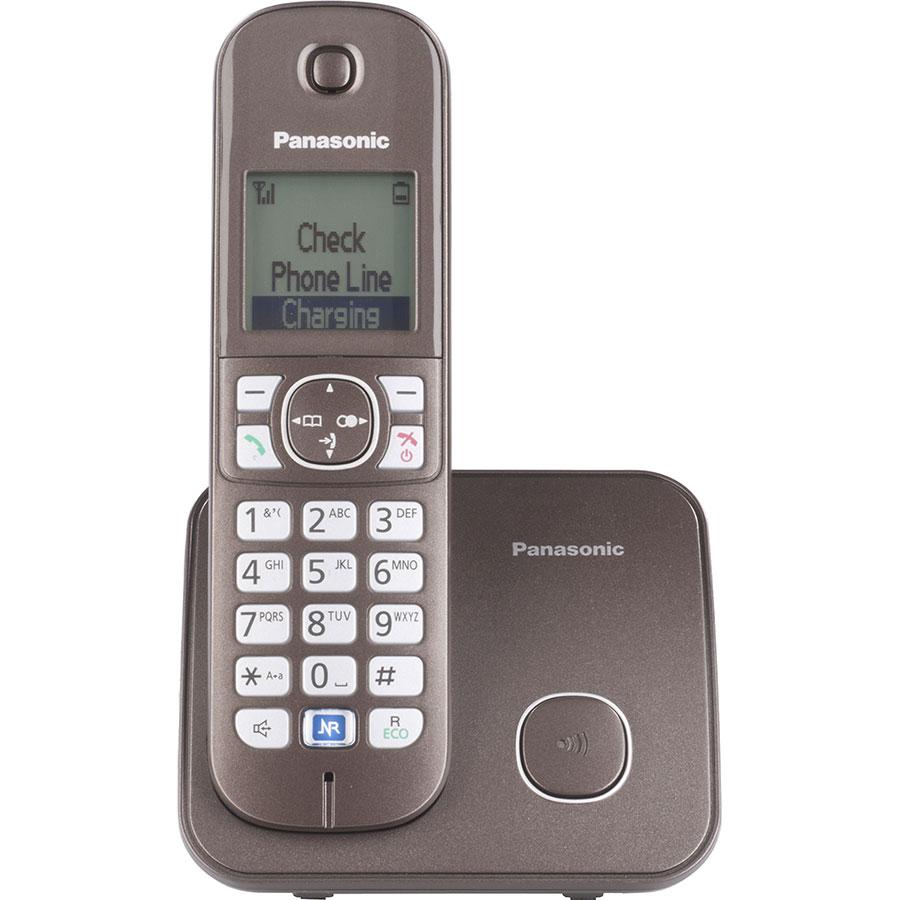 Panasonic KX-TG6811 - Visuel principal