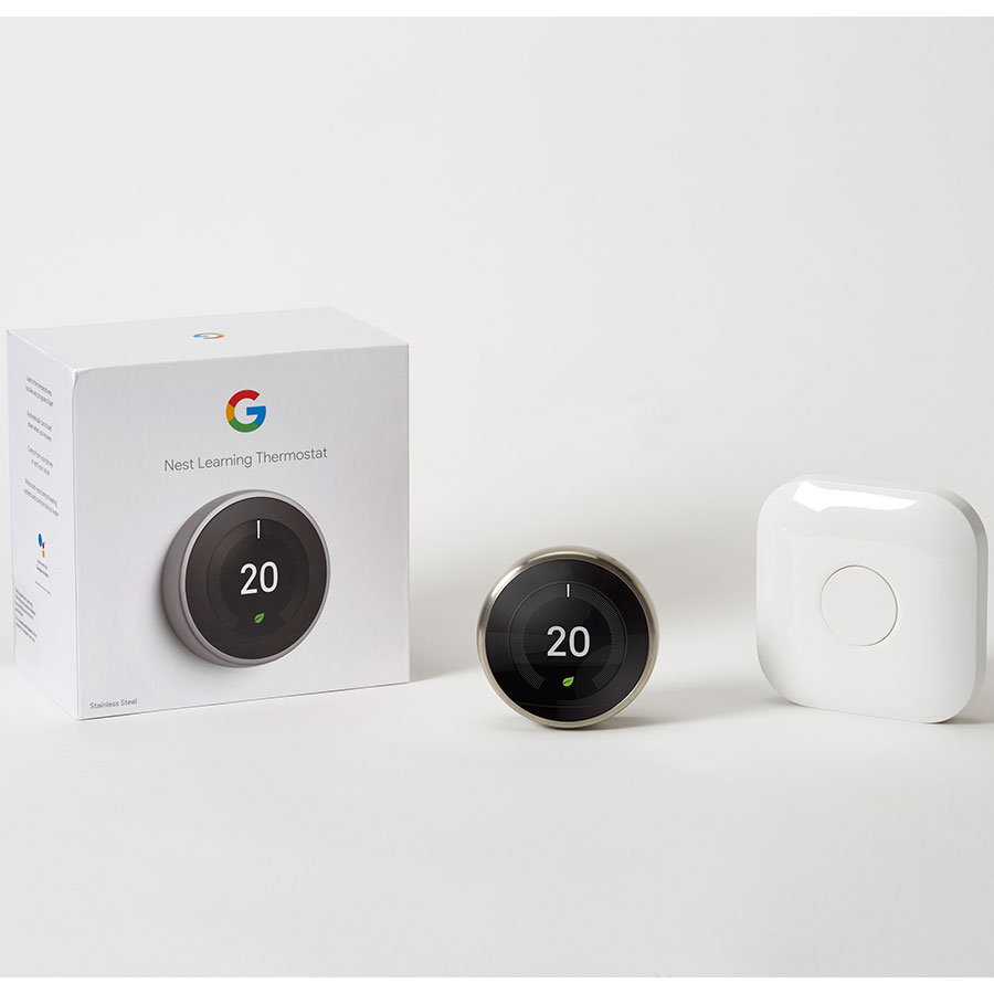 Google Nest learning thermostat -