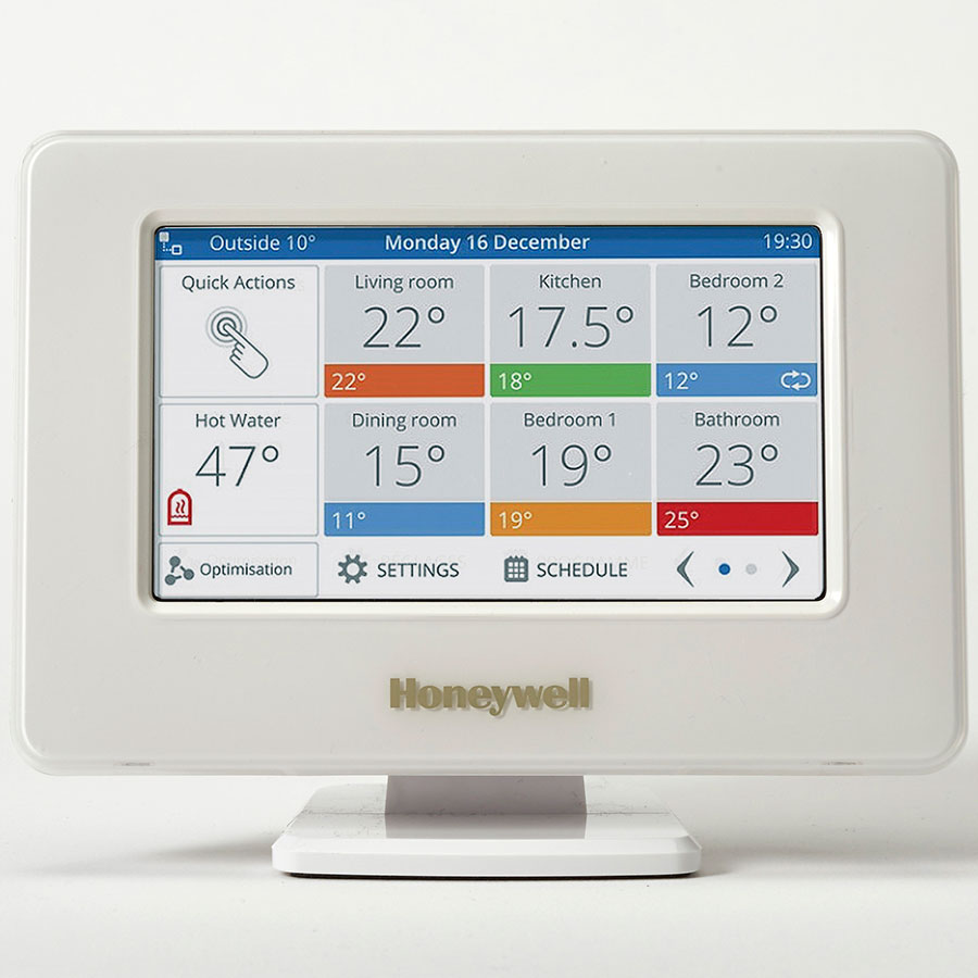 Honeywell Pack Evohome Wifi connecté -