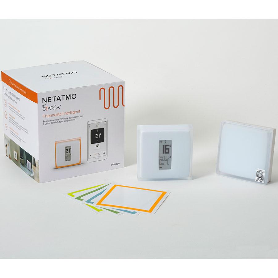 Netatmo Thermostat intelligent NTH01 -