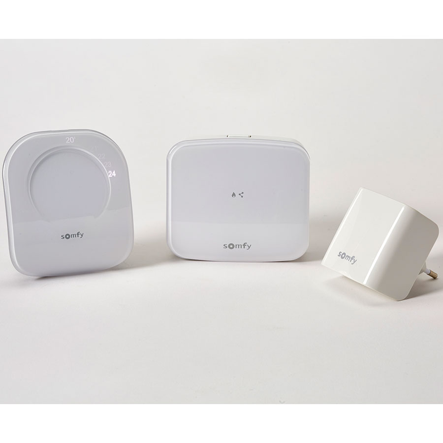 Somfy Thermostat connecté radio -