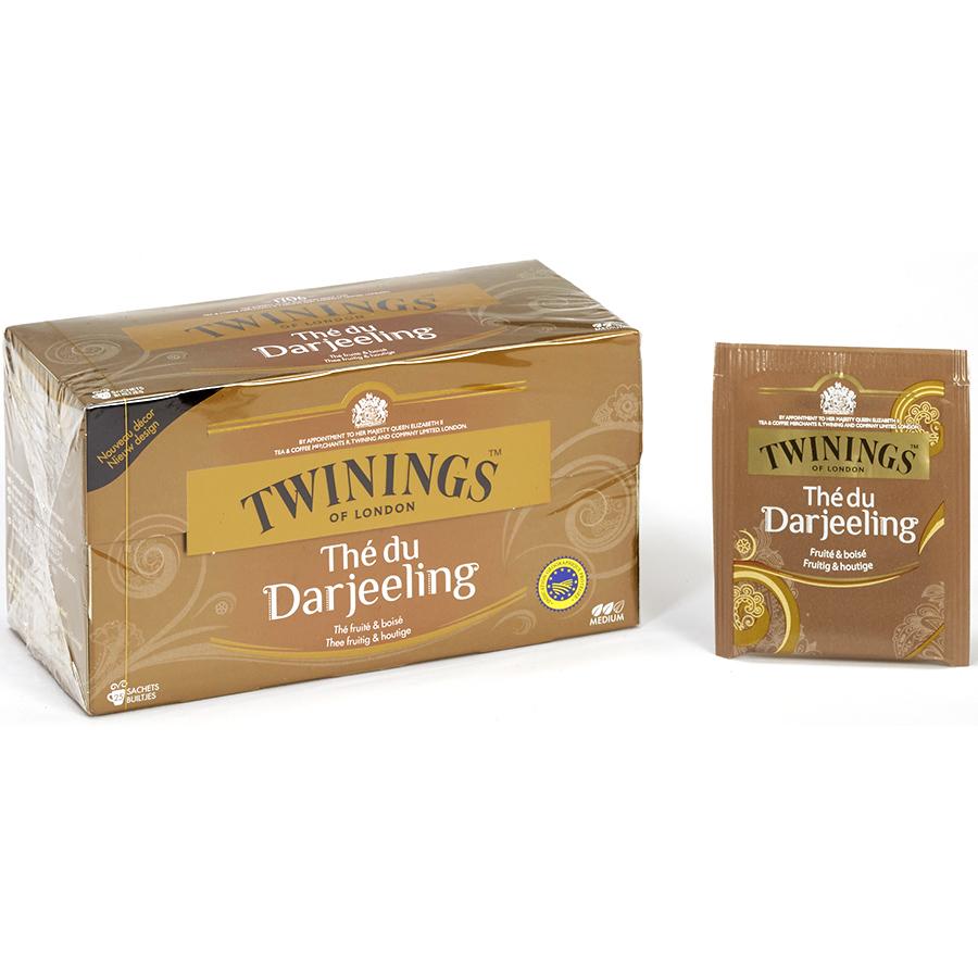Twinings Thé noir Darjeeling -