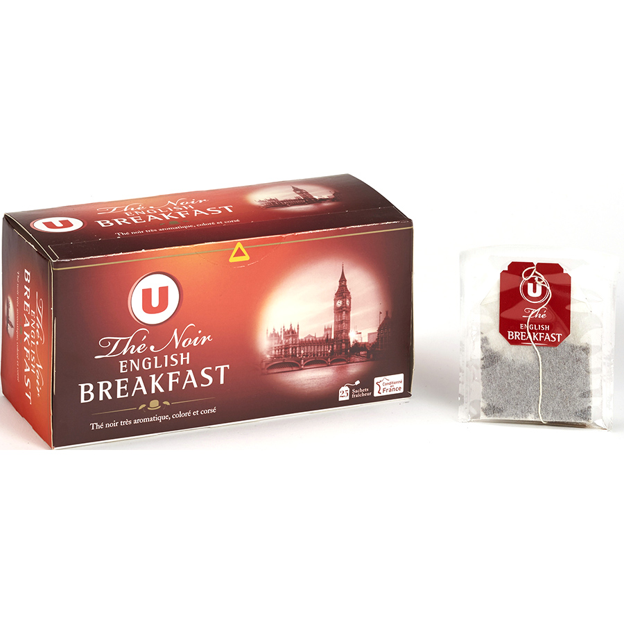 U Thé English Breakfast -