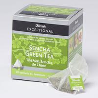 Dilmah exceptional (U) Thé vert Sencha