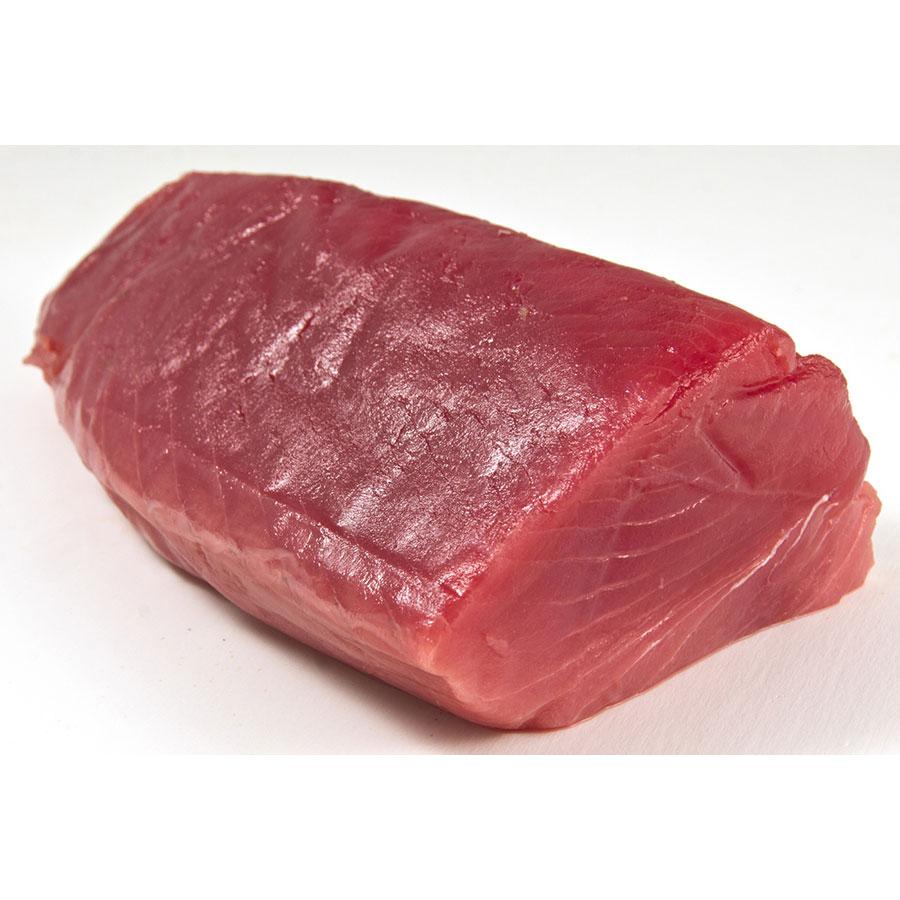Préparation de longe de thon albacore   -