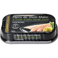 Casino Délices Filet de thon blanc, produit en Bretagne