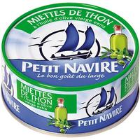 Petit Navire Miettes de thon