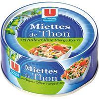 Super U Miettes de thon