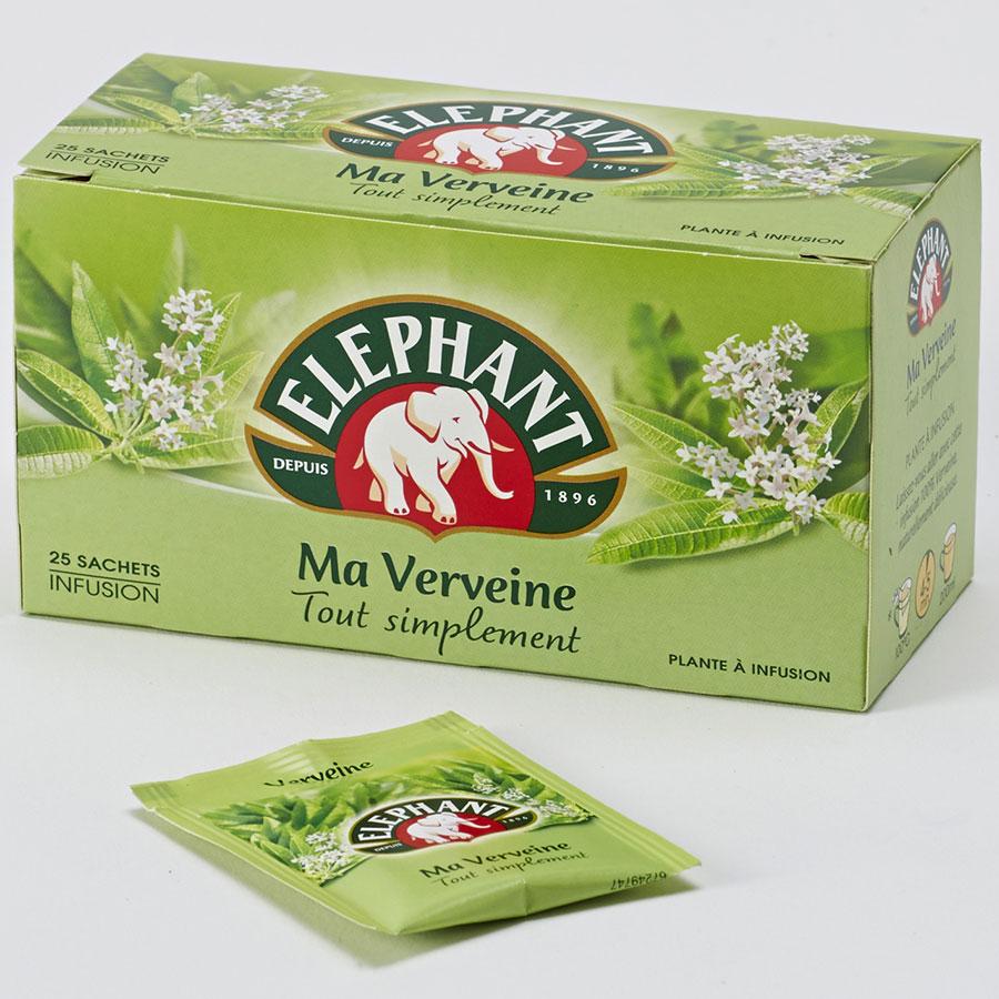 Elephant Ma verveine tout simplement -