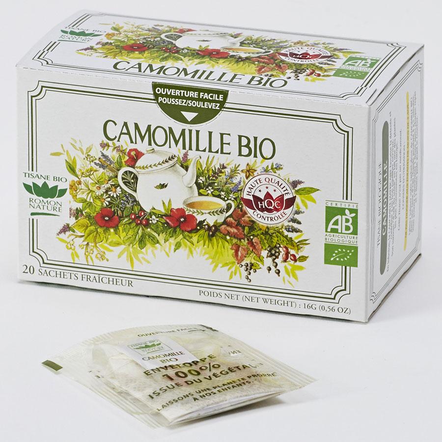 Romon nature Camomille bio -
