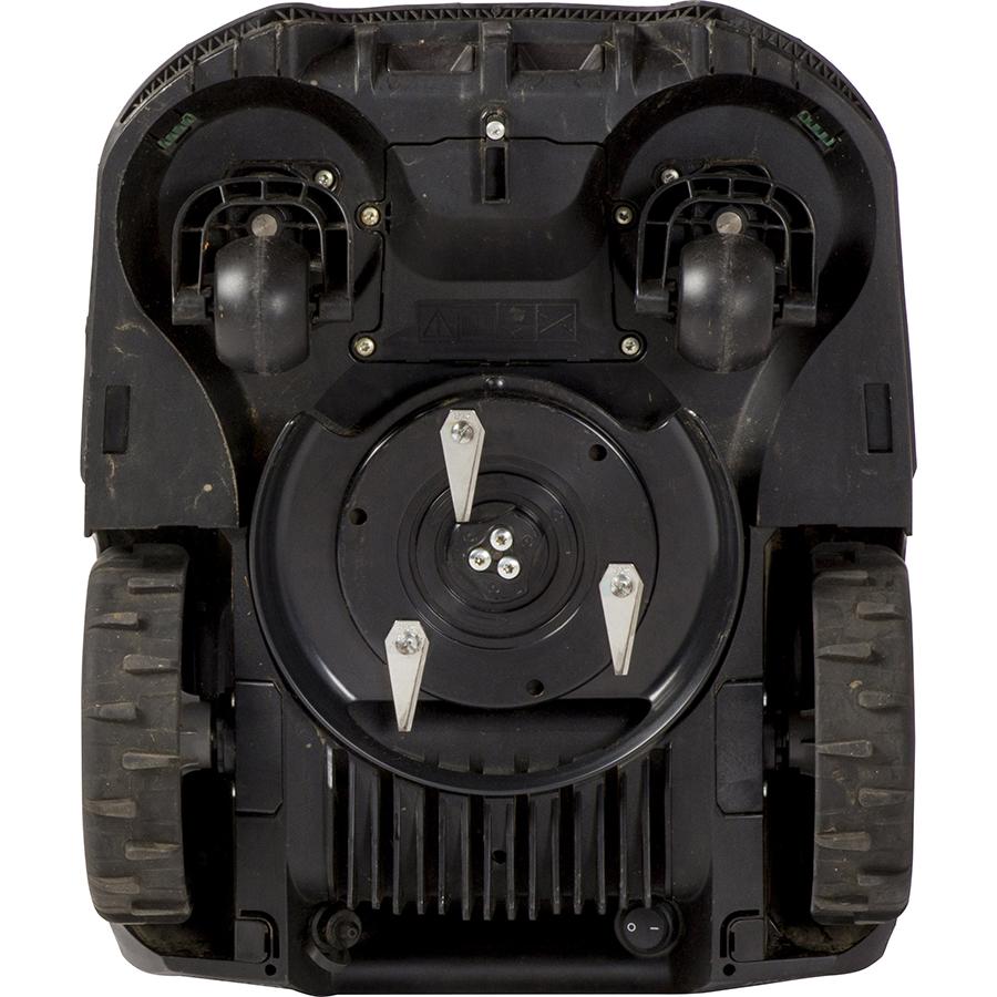 Bosch Indego M700 - Vue de dessous