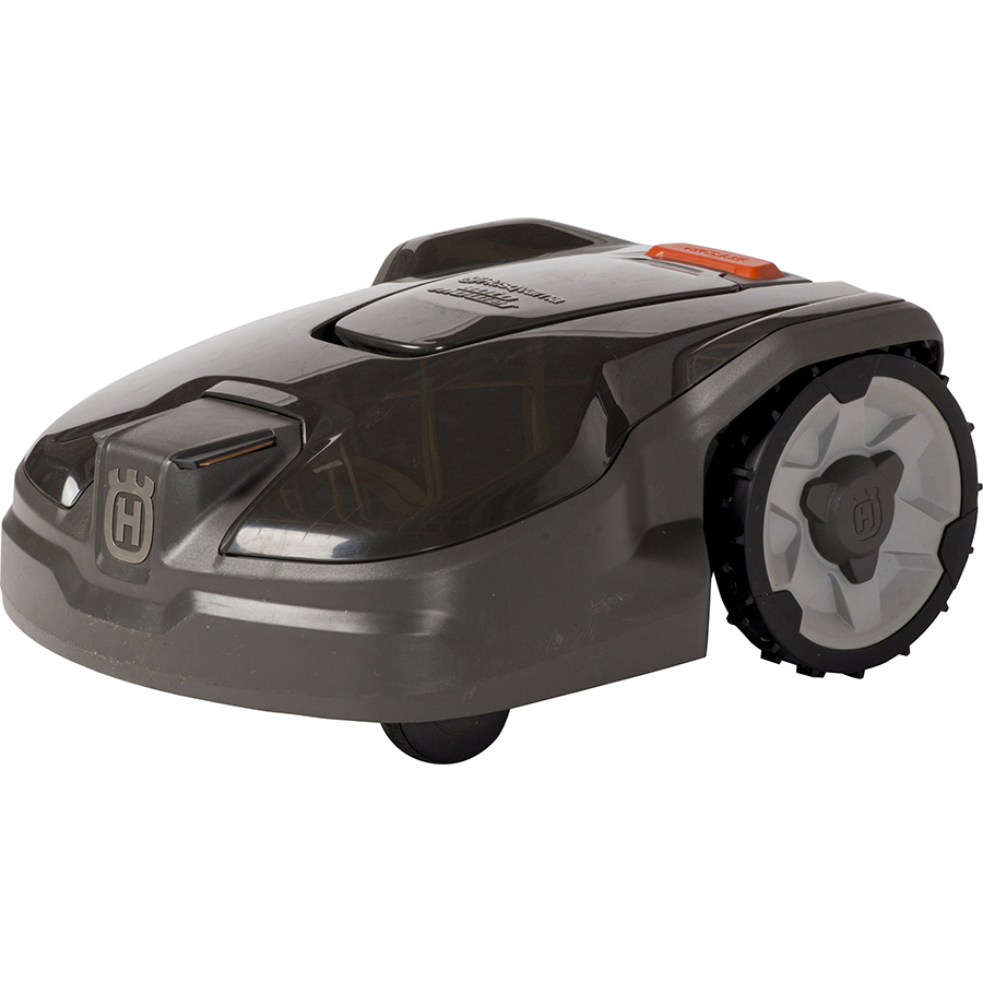 Husqvarna Automower 305 - Vue de 3/4