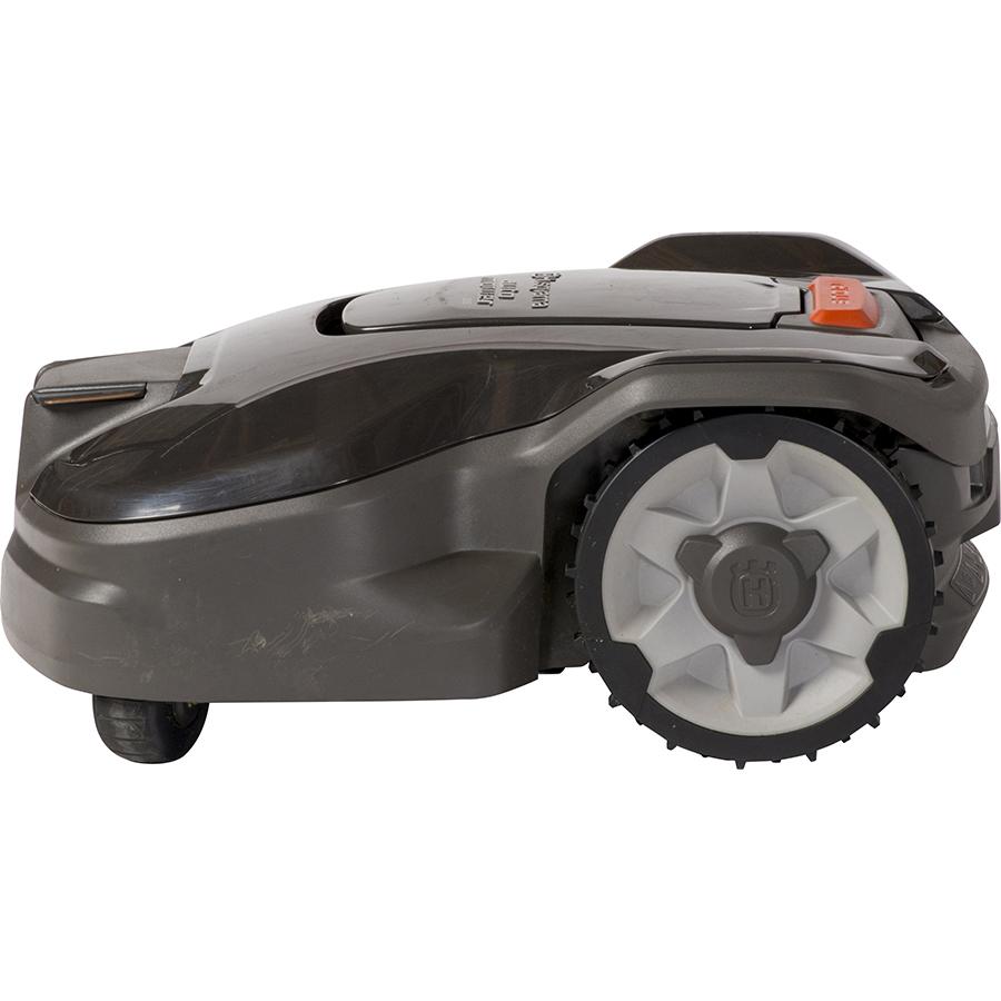 Husqvarna Automower 305 - Vue de côté