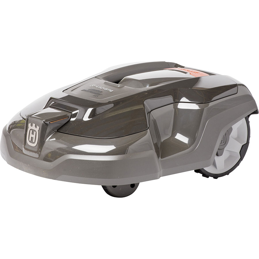 test husqvarna automower 315 tondeuses robots ufc que choisir. Black Bedroom Furniture Sets. Home Design Ideas