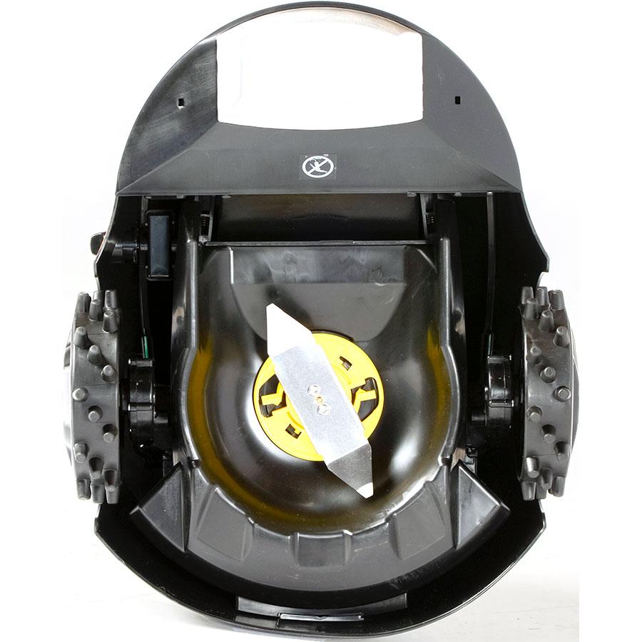 Robomow RX50U - Vue du dessous