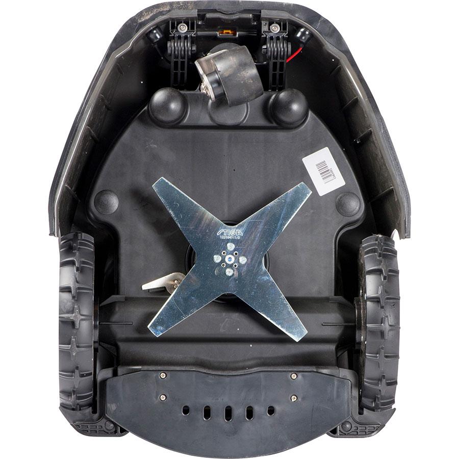 Stiga M5 - Vue du dessous