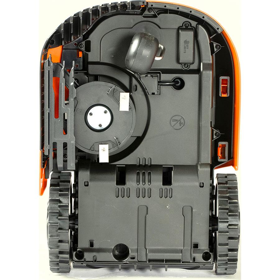 Worx Landroid M700 WR142E - Vue du dessous