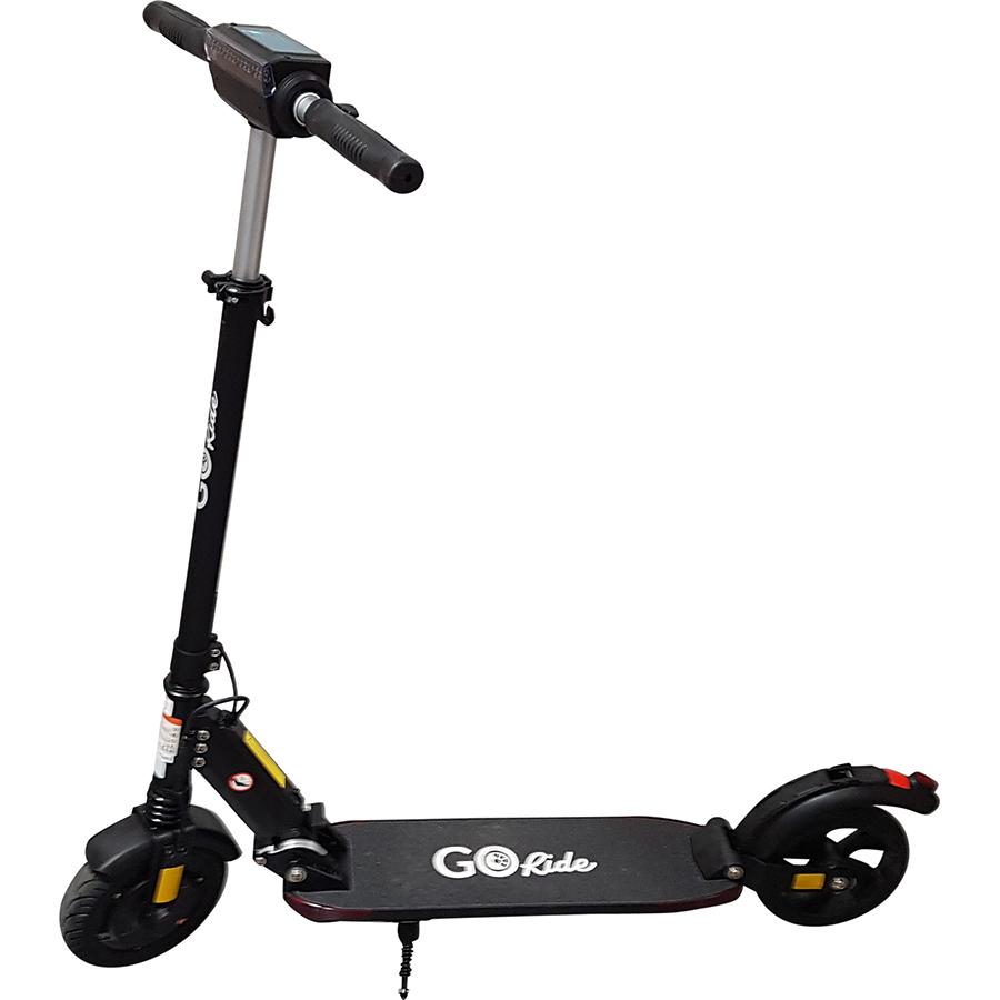 GoRide 80 Pro Night Edition - : La trottinette affiche un poids plume de 11,5 kg.