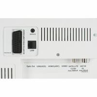 Grundig 49VLE6621BP - Connectique