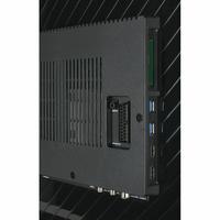 Grundig 55VLX8681BP - Connectique