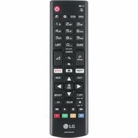 LG 43UJ670V - Télécommande