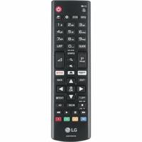 LG 49UJ670V - Télécommande