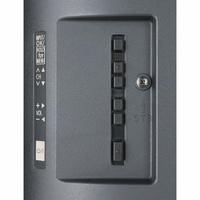 Panasonic TX-32ES400E - Boutons de commandes situés sur le téléviseur