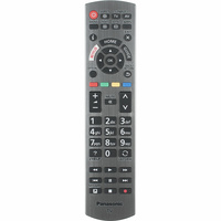 Panasonic TX-58EX730E - Télécommande