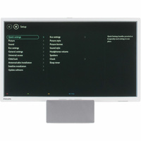Philips 24PFS5231 								- Vue de face