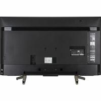 Sony KD-43XF8596BAEP - Vue de dos