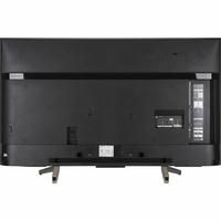 Sony KD-49XF8596BAEP - Vue de dos