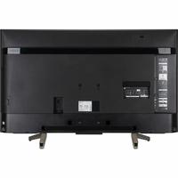 Sony KD43XF8505BAEP - Vue de dos