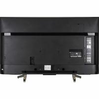 Sony KD49XF8505BAEP - Vue de dos