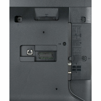 Sony KDL-49WE660BAEP - Connectique