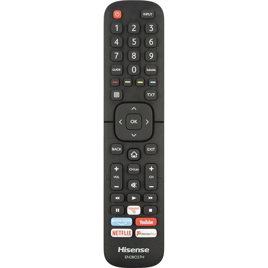 HiSense 43A7100F - Télécommande