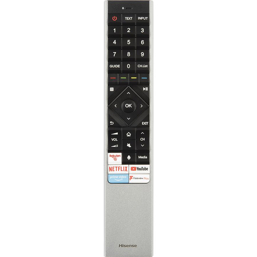HiSense 50U7QF - Télécommande