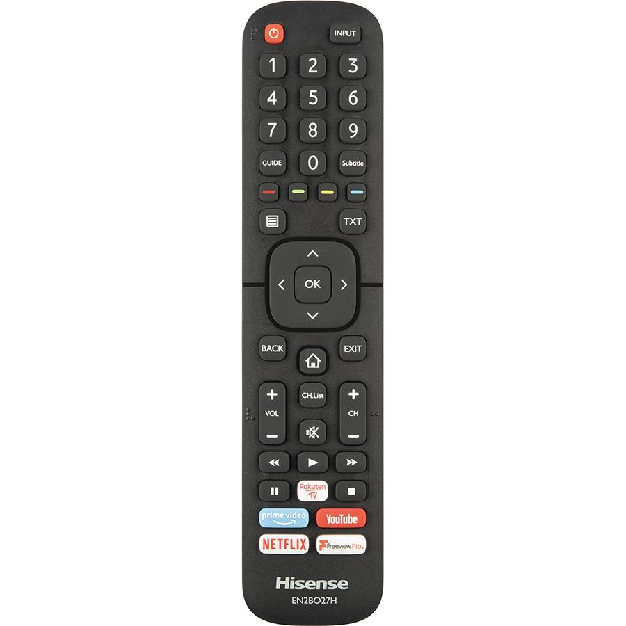 HiSense 65A7100F - Télécommande