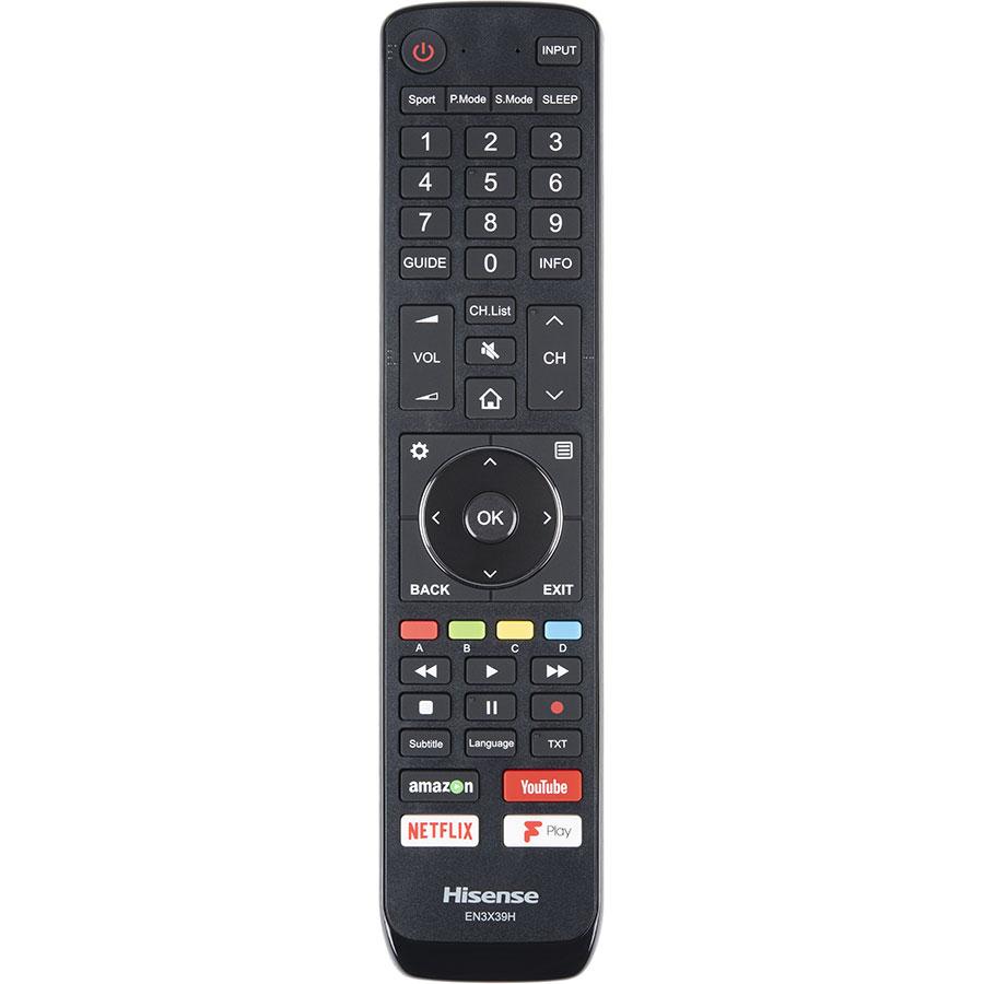 Hisense H50A6500 - Télécommande