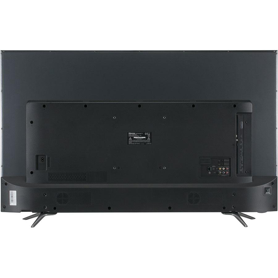 Hisense H50N6800 - Vue de dos