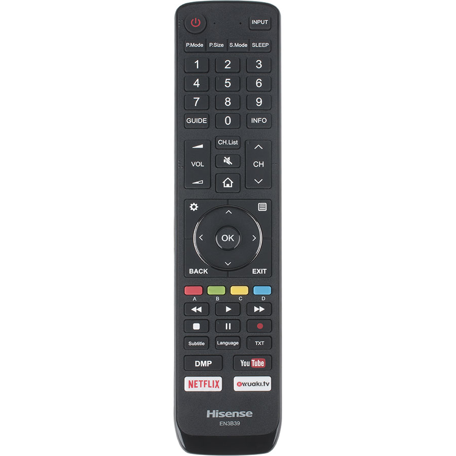 Hisense H55N5700 - Télécommande